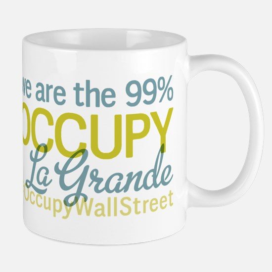 Occupy La Grande Mug