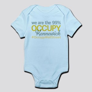 Occupy Kennewick Infant Bodysuit