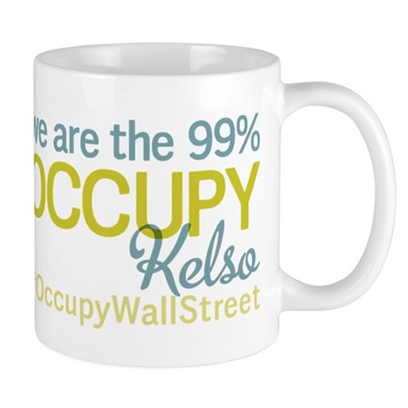Occupy Kelso Mug