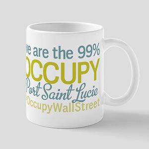 Occupy Port Saint Lucie Mug