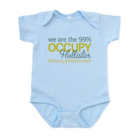 Occupy Hollister Infant Bodysuit