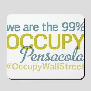 Occupy Pensacola Mousepad