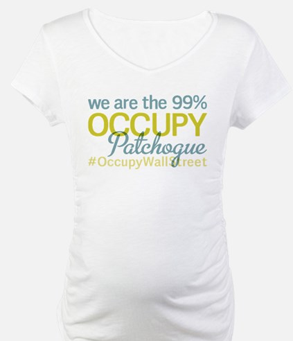 Occupy Patchogue Shirt