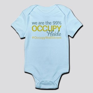 Occupy Heide Infant Bodysuit