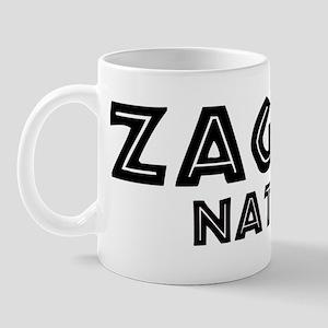 Zagreb Native Mug