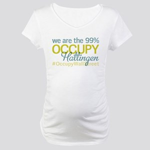 Occupy Hattingen Maternity T-Shirt