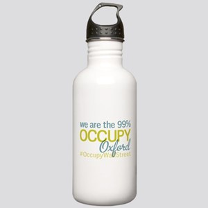 Occupy Oxford Stainless Water Bottle 1.0L