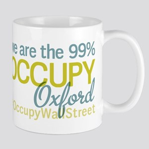 Occupy Oxford Mug