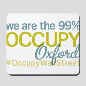 Occupy Oxford Mousepad
