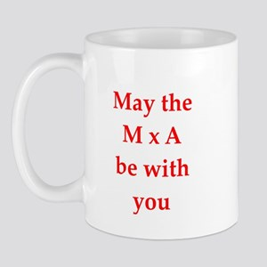 funny physics joke Mug