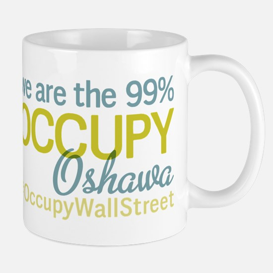 Occupy Oshawa Mug