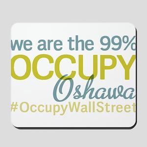 Occupy Oshawa Mousepad