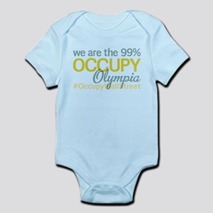 Occupy Olympia Infant Bodysuit