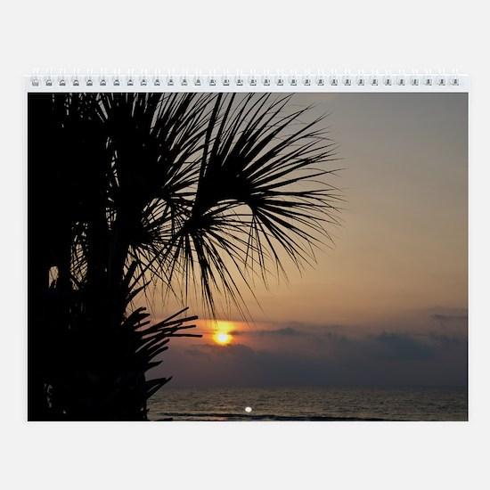 Beach Life Wall Calendar