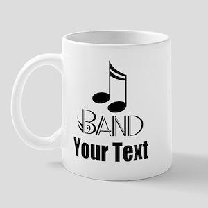 PERSONALIZED BAND Mug