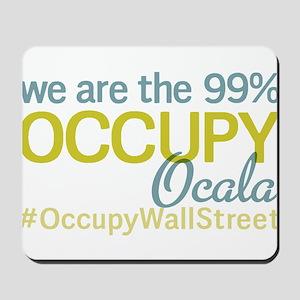 Occupy Ocala Mousepad