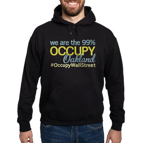 Occupy Oakland Hoodie (dark)