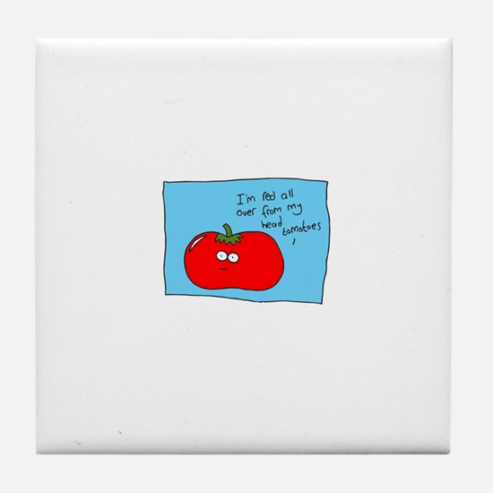 New Section Tile Coaster