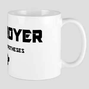Null Hypothesis Destroyer Regular Mug