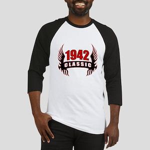 1942 Classic Wings Baseball Jersey