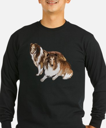 two collies T