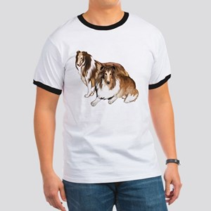 two collies Ringer T