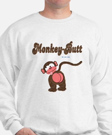Monkey-Butt Sweatshirt