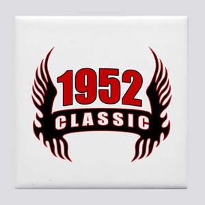 1952 Classic Wings Tile Coaster