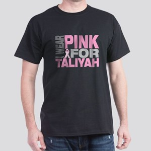 I wear pink for Taliyah Dark T-Shirt