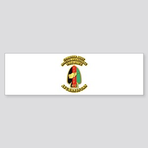 Combined Joint SO Task Force - Afghanistan Sticker