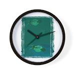 Sea Live Wall Clock