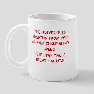 funny astronomy joke Mug