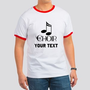 Personalized Choir Musical Ringer T