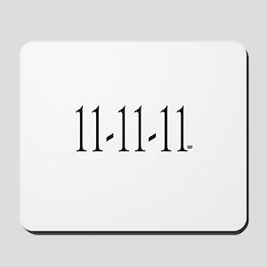 11-11-11 Mousepad