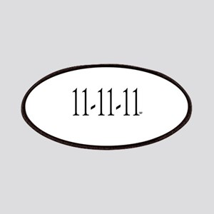 11-11-11 Patches