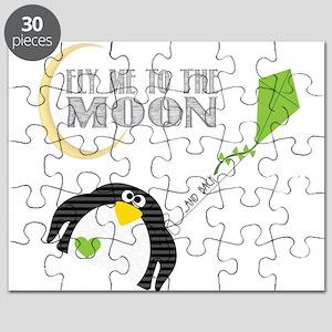 Felix, The Penguin Puzzle