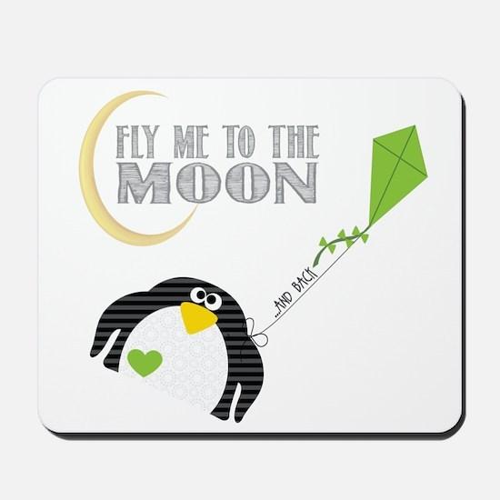 Felix, The Penguin Mousepad