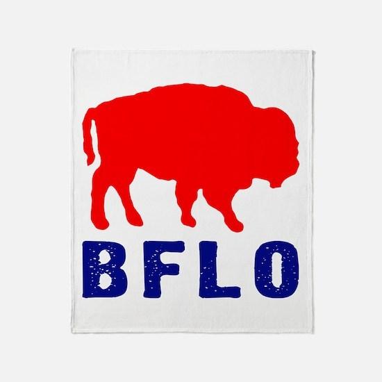 BFLO Throw Blanket