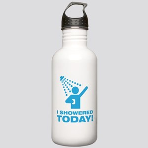 I Showered Today! Stainless Water Bottle 1.0L