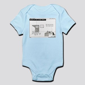 Night of the Living Emails Infant Bodysuit