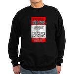 Zombie Attack! Sweatshirt (dark)
