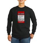 Zombie Attack! Long Sleeve Dark T-Shirt