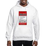 Zombie Attack! Hooded Sweatshirt