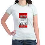 Zombie Attack! Jr. Ringer T-Shirt