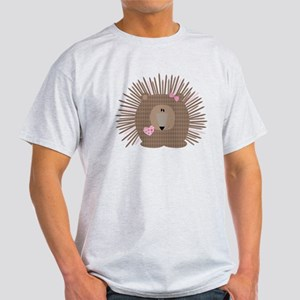 Fiona, The Porcupine Light T-Shirt