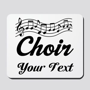 Custom Choir Musical Mousepad