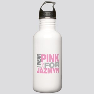 I wear pink for Jazmyn Stainless Water Bottle 1.0L