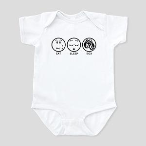 Eat Sleep Box Infant Bodysuit