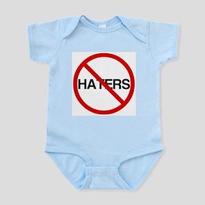 No Haters Infant Bodysuit