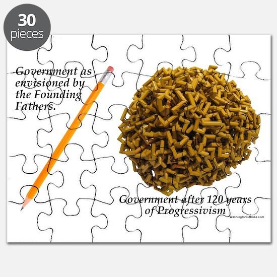 Progressivism: Puzzle